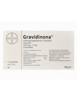 Comprar-Gravidinona-250-mg-5-mg-solución-Bayer-Tienda-Mexico-DF-Precio-7501303430509