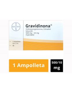 Comprar-Gravidinona-500-mg-10-mg-solución-Bayer-Tienda-Mexico-DF-Precio-7501303431001