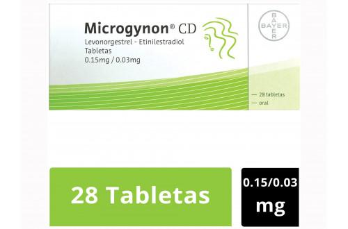 Comprar-Microgynon-CD-0.15-mg-0.03-mg-28-tabletas-Bayer-Tienda-Mexico-DF-Precio-7501303443509