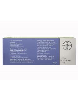 Comprar-Visannette-2-mg-28-tabletas-Bayer-Tienda-Mexico-DF-Precio-7501303473117