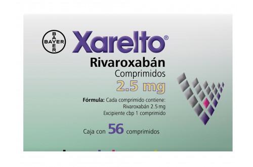 Comprar-Xarelto-2.5-mg-56-comprimidos-Bayer-Tienda-Mexico-DF-Precio-7501318614376