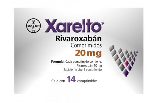 Comprar-Xarelto-20-mg-14-Comprimidos-Bayer-Tienda-Mexico-DF-Precio-7501318651784